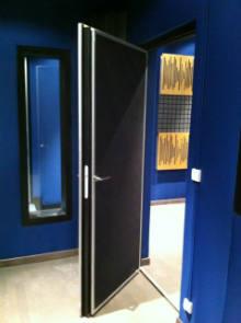 sonex fourniture de porte acoustique haut pouvoir isophonique. Black Bedroom Furniture Sets. Home Design Ideas